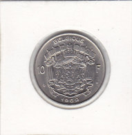 10 FRANCS Nickel Baudouin 1969 FR - 1951-1993: Baudouin I