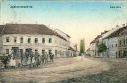 LIPTOSZENTMIKLOS           VAM-UTCA - Eslovaquia