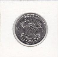 10 FRANCS Nickel Baudouin 1979 FR - 1951-1993: Baudouin I