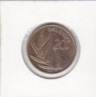 20 FRANCS  Baudouin I 1983 FR - 07. 20 Francs