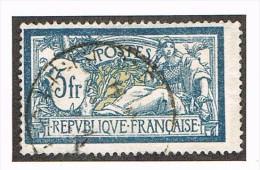France  ....  Yvert     123    .....    O  .....   Oblitere - France