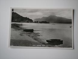 Loch Lomond From Luss  SCOZIA  POSTCARD UNUSED - Argyllshire