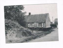 Beernem oud huisje in de waterstraat