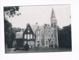 Beernem het kasteel Bloemendaele aan het station