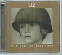 "2 CD  - U2  "" THE BEST OF 1980-1990 ""   29  TITRES - Musik & Instrumente"