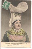 HISTOIRE DU COSTUME EN NORMANDIE  AD 367  COUTANCES 1825 Collection Louveau - Personnages