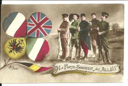 Le Porte Bonheur Des Aliés - Guerre 1914-18