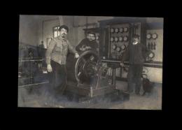 14 - LISIEUX - Carte Photo Machines - Carte Partie De LISIEUX - Lisieux