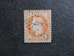 B). TB N° 31, Oblitéré.. Cote = 10 Euros. - 1863-1870 Napoléon III Lauré