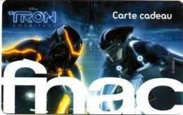 @+ Carte Cadeau - Gift Card : FNAC - Tron - France