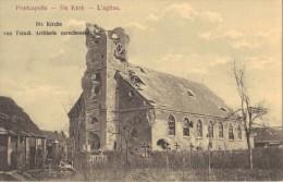 POELCAPELLE             DE KERK - Langemark-Poelkapelle
