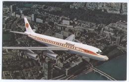 NATIONAL Airways, DC 8, Airplane, Flugzeug - 1946-....: Moderne