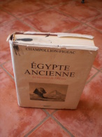 LES MYSTERES DE L'EGYPTE - Dictionnaires
