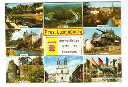 Cp , BELGIQUE , PROVINCE DU LUXEMBOURG , Multi-vues , Ed : Thill  299/1