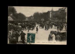 14 - CAEN - Marché Aux Chevaux - Caen