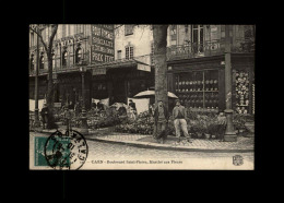 14 - CAEN - Marché Aux Fleurs - Caen