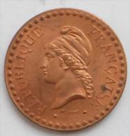 1 Centime Dupré 1848 A , PRESQUE TOUTE ROUGE ! Cote SUP 20 , SPL 50 - France