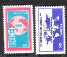 Nigeria 1985 OPEC 25th Anniversary MNH - Nigeria (1961-...)