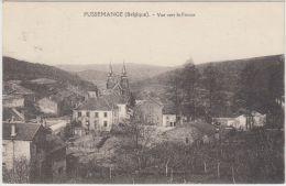 19553g PUSSEMANGE - Village Frontalier -Vue Vers La France - Vresse-sur-Semois