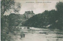 Gueugnon L´arroux Et Le Château  (rare) - Gueugnon