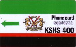 KENYA AUTELCA 2ERE SERIE SET 400 KSHS  UT - Kenya