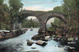 IRELAND  Shooting The Rapids KILLARNEY 1909 - County Kerry - Kerry