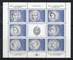 YUGOSLAVIA 1984 - Yvert #1915/22 - MNH ** - Hojas Y Bloques