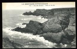 Cpa Du  56  Ile De Groix  Pointe De Pen Men     No 7119  ---- THO2 - Groix
