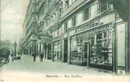 13 MARSEILLE  Rue Noailles - Canebière, Centre Ville