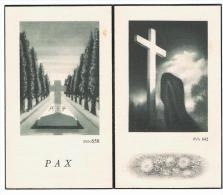 Bidprentje Bovijn Jozef 1897 Elene / 1959 Gent - Religion & Esotérisme