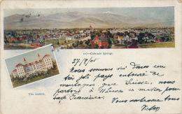 AMERIQUE - U.S.A. - COLORADO SPRINGS - The Anlters (1905) - Colorado Springs