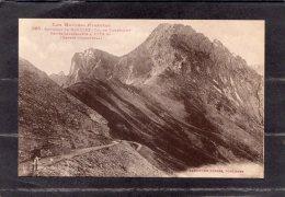 43130     Francia,    Environs De  Bareges -  Col Du Tourmalet  - Route  Carrossable A 2122 M.(Revers Occ.), NV(scritta) - Frankrijk