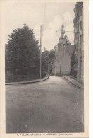 92  BOURG LA REINE Avenue Du Lycee LAKANAL - Bourg La Reine