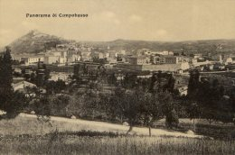 [DC7099] CAMPOBASSO - PANORAMICA DI CAMPOBASSO - Old Postcard - Campobasso