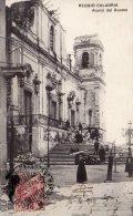 [DC7103] REGGIO CALABRIA - AVANZI DEL DUOMO - Viaggiata 1910 - Old Postcard - Reggio Calabria