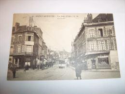 2rgp - CPA  N°61 - SAINT QUENTIN - La Rue D'Isle -  [02] - Aisne - Saint Quentin