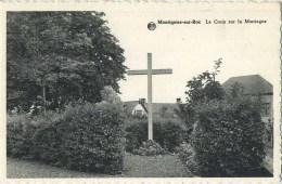 Montignies-sur-Roc :   La Croix Sur La Montagne - Belgio
