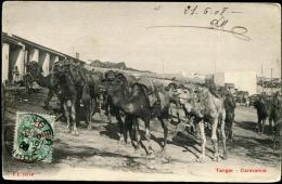 """MAROC - N° 11 OBL. """" TANGER LE 23/6/1908 """" - TB - Covers & Documents"""