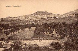 [DC7155] ASSISI (PERUGIA) - PANORAMA - Old Postcard - Italy