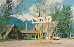 Canada Selkirk Inn Golden British Columbia