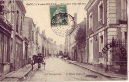 41  SAVIGNY SUR BRAYE Rue Des Pépinières - France