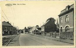 Ghlin :  Rue De Mons - Non Classés