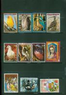 Afrique - Guinée Equatoriale  Liquidation 3/11 Oiseaux -0.15/objet Si Vous Achetez Groupé - Äquatorial-Guinea