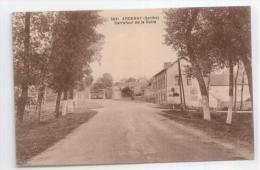 72 - ARDENAY - Carrefour De La Butte - France