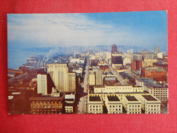 Seattle,WA--Smith Tower's Observation Tower--not Mailed--PJ 293 - Estados Unidos