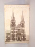 La Louvière. L'Eglise Saint-Antoine A Bouvy. - La Louviere