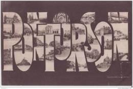 50 PONTORSON MULTIVUE CPA BON ETAT - Pontorson