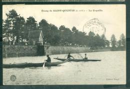 Etang De Saint Quentin ( S & O ) - La Coquille   - Abq146 - St. Quentin En Yvelines