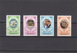 Jamaica Nº 512 Al 515 - Jamaica (1962-...)