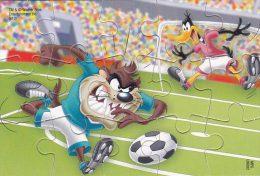 Puzzle Kinder - Looney Tunes UN082 Avec Bpz - Puzzles